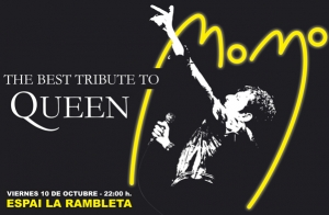 Momo 'The Best Tribute to Queen'